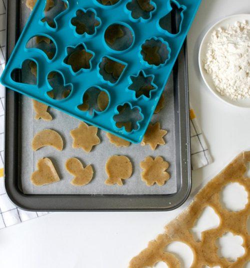 תבנית לחיתוך עוגיות