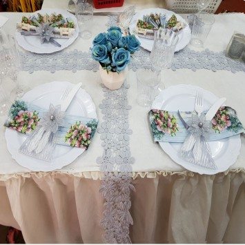 הצעה לעיצוב השולחן