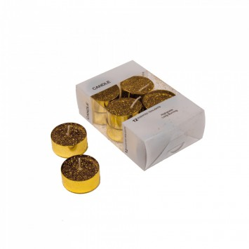 נרונים זהב גילטר בתחתית מתכת