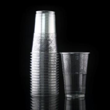 כוסות  חד פעמיות איכותיות מעוטרות כסף