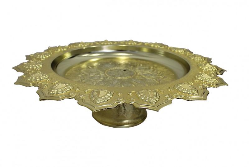 מגש זהב - דגם חמנייה