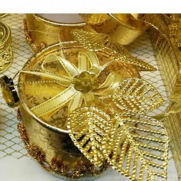 קופסאות זהב למתנות קטנות