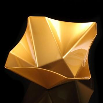 קערה בנונית זהב