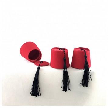 מזכרות לחינה - תרבוש אדום