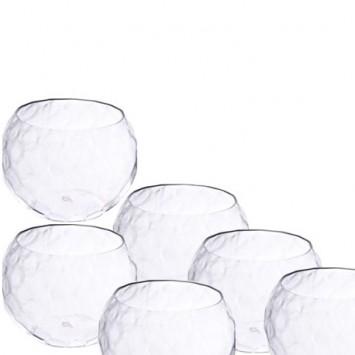 כוסות קינוחים דגם גולף