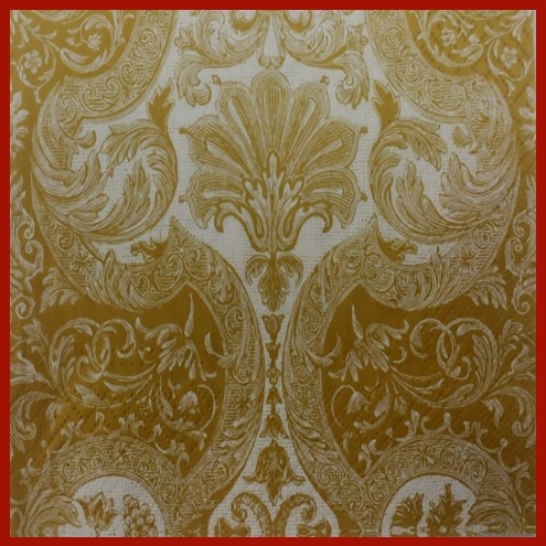 מפיות נייר  איכותיות - זהב