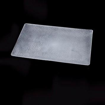מגש מגש פלסטיק קרח
