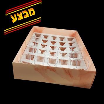 מ ב צ ע   10 קופסאות  ב 127 ש
