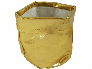 סלסלה זהב קוטר 15 ס