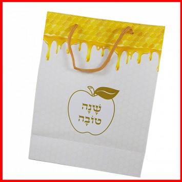 שקית נייר מתנות לראש השנה