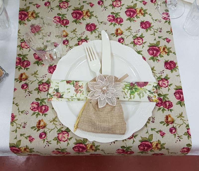 הצעה לסידור השולחן