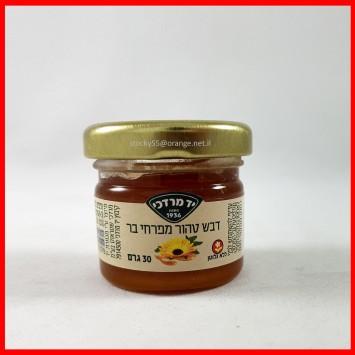 דבש טהור 30 גרם