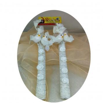 נרות חתונה מהודרים