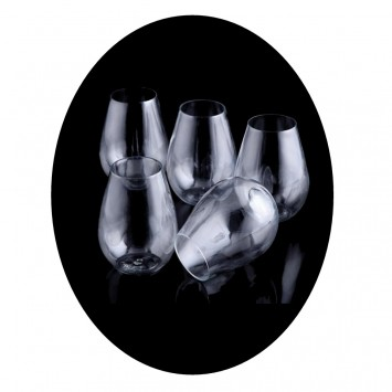 קינוחי כוסות דגם מנורה מסידרת בוטיק