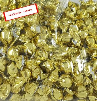 סוכריות יהלום זהב